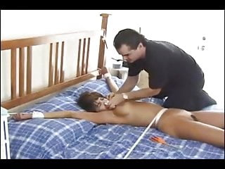 Babysitter in bondage trouble Sabrina in trouble part iii