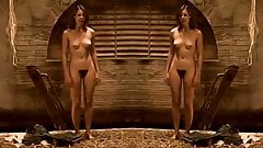 JENNY AGUTTER NUDE CELEBRITY WALKABOUT AND EQUUS