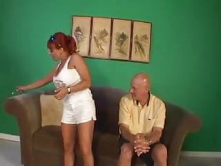 Big titted redhead videos Big fake titted redhead.