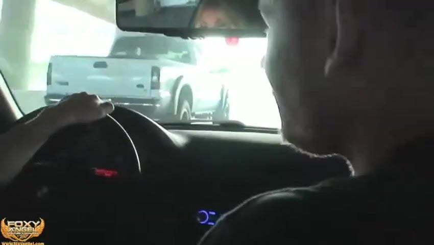Sucking His Dick The Car