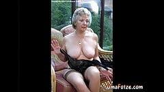 OmaFotzE Amateur Mature Granny Photos Slideshow