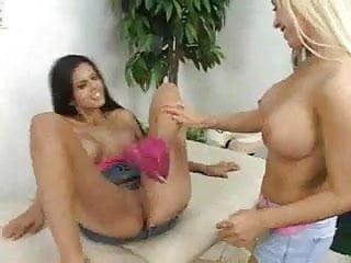 Lesbian strap on dildos free movies Lesbian strap on fucking fm14