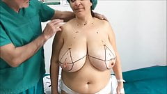 Italian with huge breasts
