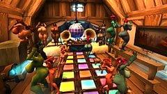 Warcraft dance party