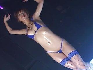 Micro bikini xxs - Hgd micro bikini oily dance - akane