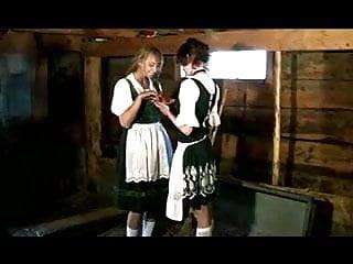 Rocki roads fucks in a barn Two young german girls fucking in a barn