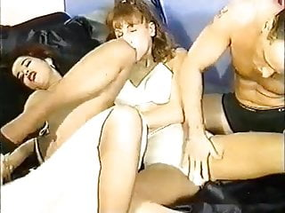 Panties in pantyhose - 2 girls in pantyhose and panties are getting fucked