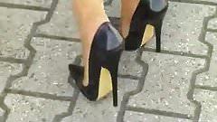 6inch heels pumps