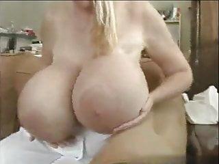 Huge monster tits