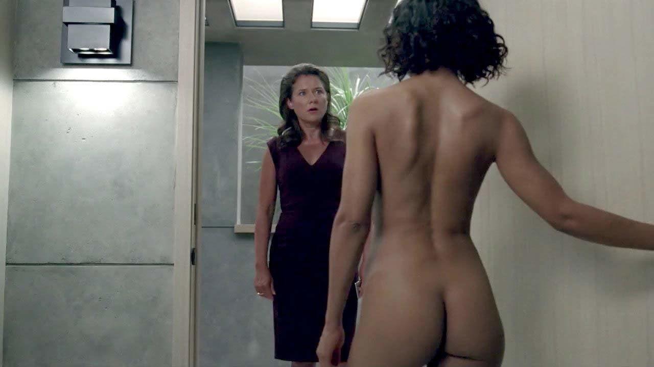 Tessa Thompson  nackt