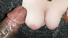 Redhead Wife Blows BBC In Front Of Group Swinger Sex Party