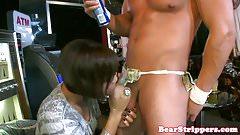 OMG my fiancee blows stripper