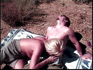 Blonde sand water sex pic Slut gets plowed on the sand