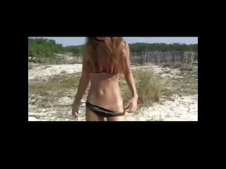Nude party gf - Maria my gf nude on empty beach bvr