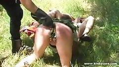 Double nettle punishment
