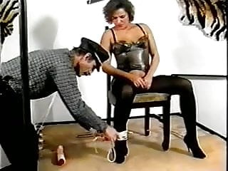 Classic vintage bondage Bt german retro 90s bondage classic vintage dol6