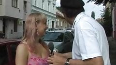 Russian Eighteen Amateur Casting. Diana Gold