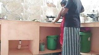 Bhabhi fuck kitchen