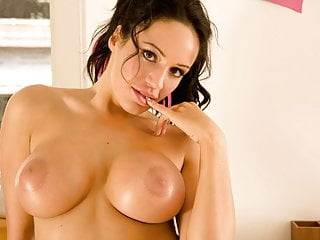 Busty nude amateur Sexy busty brunette nude photoshoot