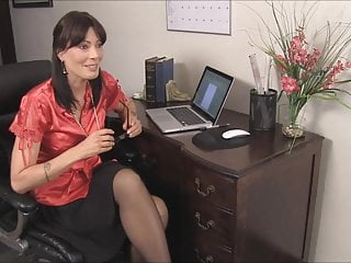 Janpanese sexy teachers video Cum on teacher sexy black stockings d10