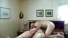 Grandpa and huge granny fucking