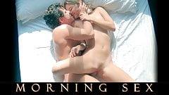 Morning Sex: Young Natural Riley Star Creampied by Laz Fyre