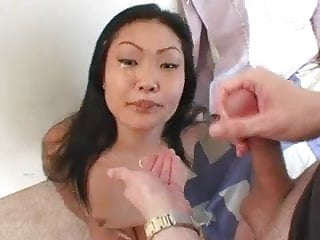 Hot asian girls - Hot asian girls, facial compilation