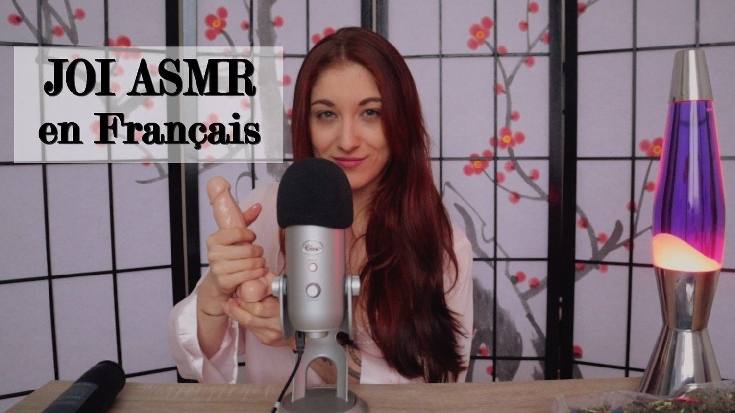 ASMR JOI Eng. subs by Trish Collins – listen and come for me