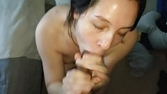 Mickey Pearl BBC long and curved creampie