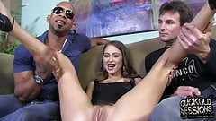 Riley Reid and Shane Diesel Best scene full of enjoy