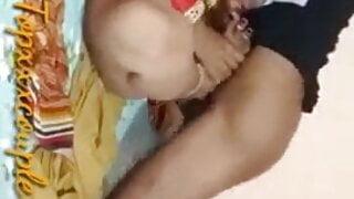 Desi hot bhabi fucking her lover