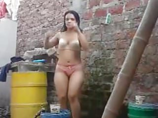 Nude brazilian women videos - Brazilian women outdoor striptease