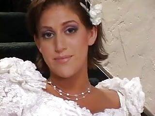 Cock sucking bride Bride a hottie share a big cock