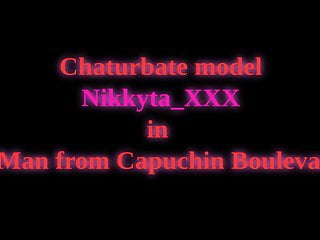 Fat man xxx - Chaturbate model nikkyta xxx in a man from capuchin boulevar