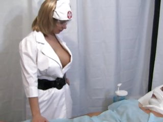 Pre mature ejaculation how to prevent - Nurse jakof treats huge cock for pre-ejaculation