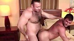 Beefy Daddy's Cum