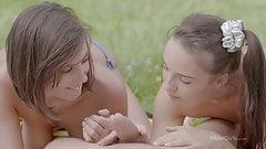 WOWGIRLS, Beautiful Czech Hotties Enjoy Passionate Sex