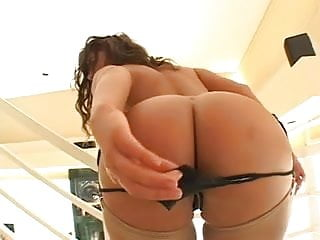 Shemale streched ass - Hot naomi anal streched in nylons.
