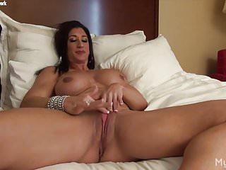 Hot italian girls sex videos Hot italian plays with her hot big clit