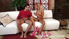 Exotic and Hairy Tinslee gets her bush fucked