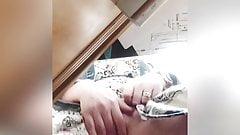 Mom slut cam under office desk