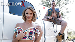 TOUGHLOVEX Emma Hix takes the Toughlove Challenge