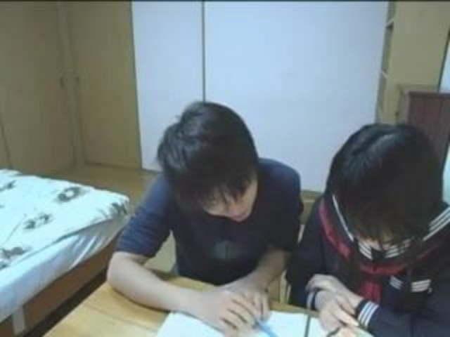 柳田やよい カテキョのバイト先のお母さんがメガネ美熟女で言い寄ってセックスした