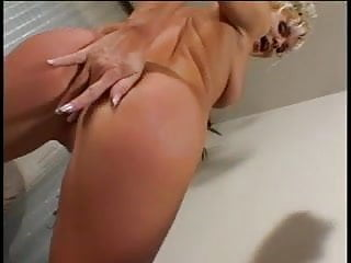 Ass pussy fucking Lovely blonde dp slut gets her ass, pussy, and mouth fucked by two guys