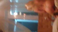 serb hottie riding my jumbo