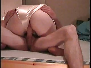Satin doll bbw - Bbw mature wife ride in satin panties