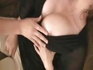 Big boobs girls sucking cum - Masked milf groped then suck and fuck with cum on big boobs
