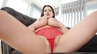VirtualTaboo.com Posh BBW Anissa Jolie wants your cock