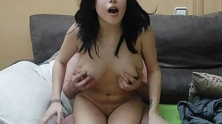 Smashing My Adorable Teen Stepsister's Tight Little Pussy