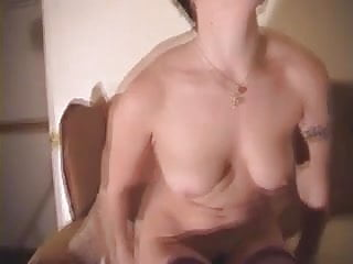 Lady porno English milf makes her first porno
